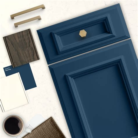 navy blue cabinet paint color trends navy blue cabinets decor is growing in