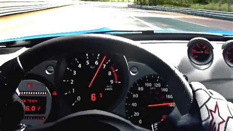 Nissan 370z Top Speed by Nissan 370z Top Speed