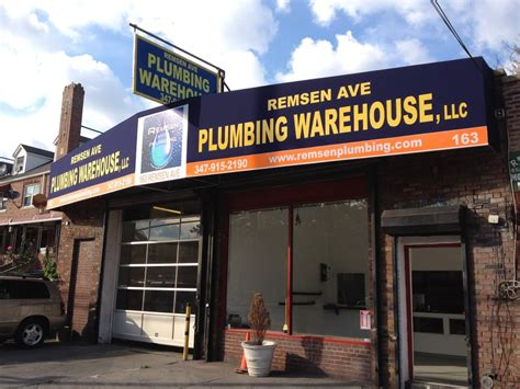 Plumbing Supply Store Nyc remsen plumbing supply plumbing 163 remsen ave remsen
