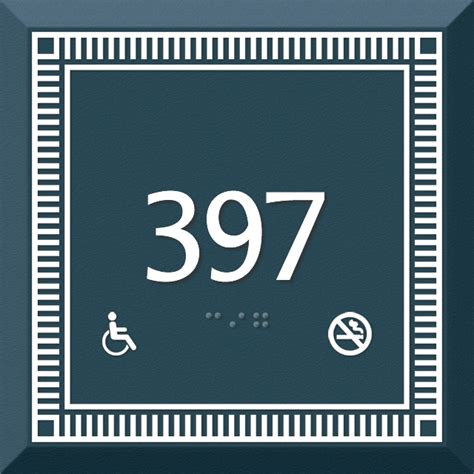 room number signs custom room number signs braille room number signs