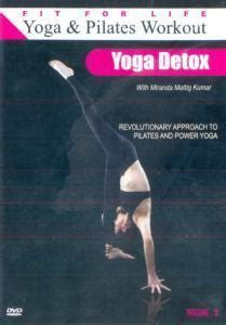 Detox Pilates Workout by Buy Pilates Workout Detox Vol 2 Dvd