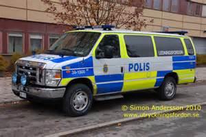 Tristar Ford Polis Gt Special Svensk Utryckningsfordonsf 246 Rening