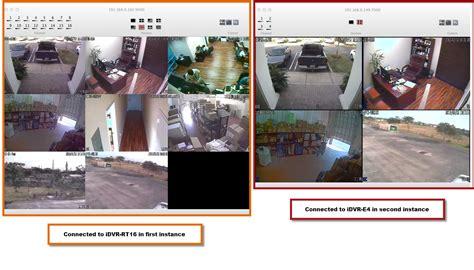 ip viewing software surveillance dvr remote access mac idvr e