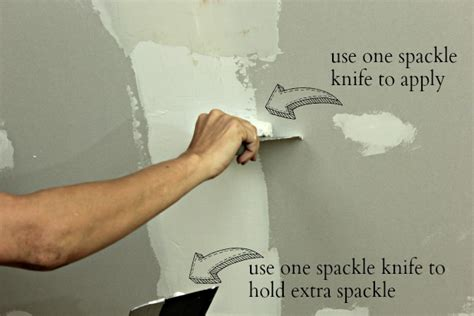 How To Spackle Ceiling by How Do You Like Joints Drywall Finishing Tips