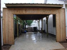 Turning A Carport Into A Garage by Turn A Carport Into A Garage For The Home