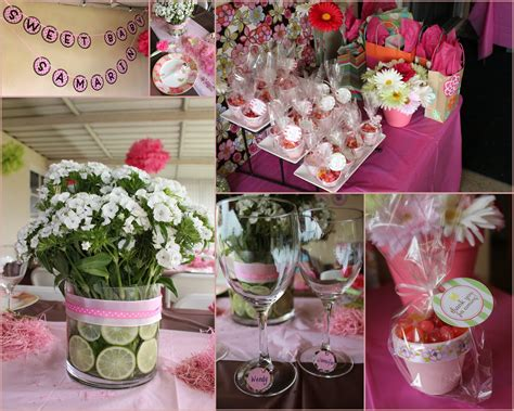 Ideas For Baby Shower by Baby Shower Table Decorations