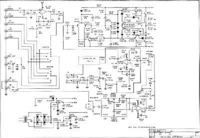 unic ac  service manual repair schematics