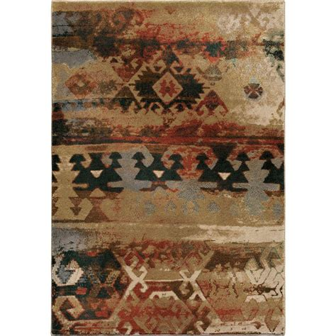 7 X 10 Area Rugs Orian Rugs Zodiac Multi 7 Ft 10 In X 10 Ft 10 In Indoor Area Rug 307252 The Home Depot