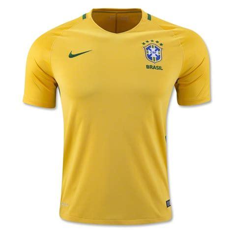 Jersey Brazil Home World Cup 2014 copa america jerseys official team jerseys world soccer
