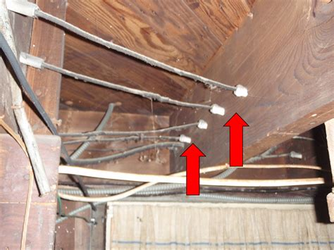 Knob And Wiring Insulation by Photo Gallery Certified Home Inspection