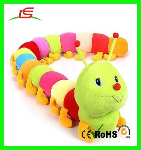 Hungry Caterpillar Pillow Pet by China Stuffed Plush Caterpillar Toys Pillow Hungry