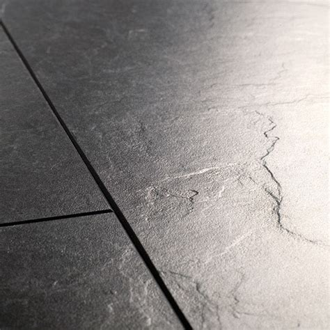 Laminate Slate Flooring Quickstep Exquisa Slate Black Galaxy Exq1551 Laminate Flooring