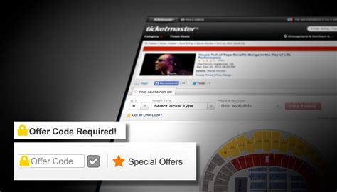 how to get fan presale tickets on ticketmaster presale ticket tips and tricks presale codes