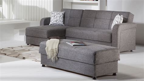 Sleeper Sofa by Vision Sectional Sleeper Sofa