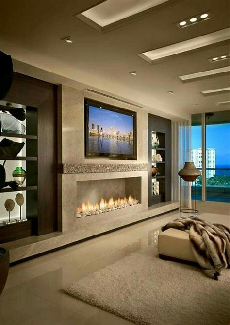 modern living rooms with fireplaces 424 best linear fireplaces linear contemporary images on