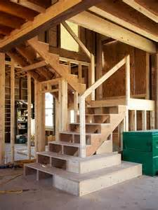 Back Stairs Design Switchback Stair Design