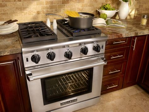 american made kitchen appliances american range kitchen appliance inspirations traditional kitchen new york by plesser s