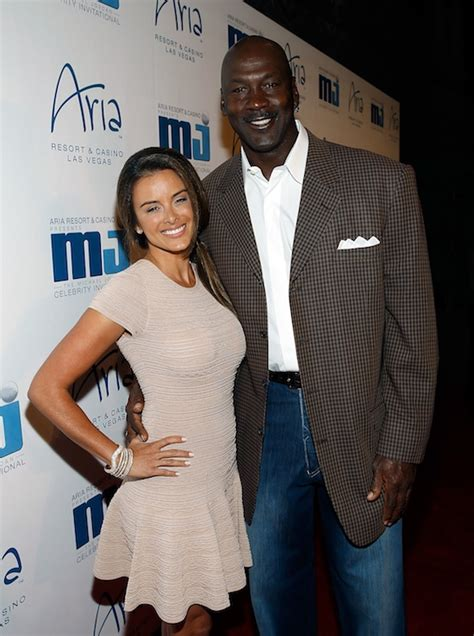this is what michael jordan s new wife looks like