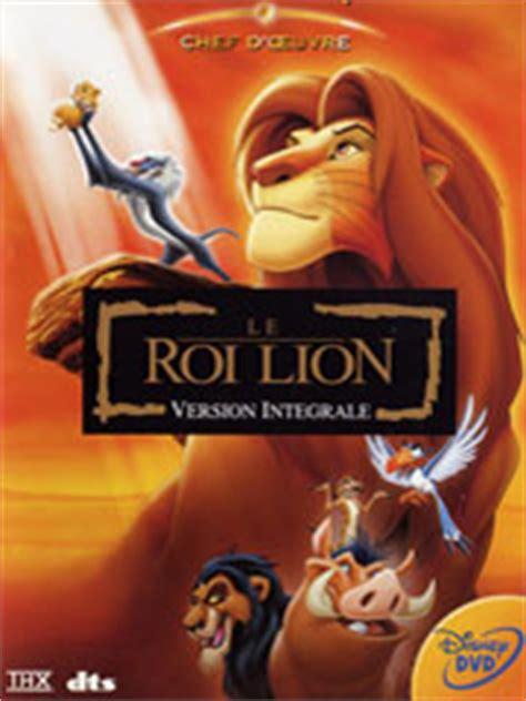 film lion bande annonce le roi lion film pour enfants r 233 sum 233 et bande annonce