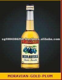 Global Netral 500ml republic moravian plum fruit spirits 500ml products