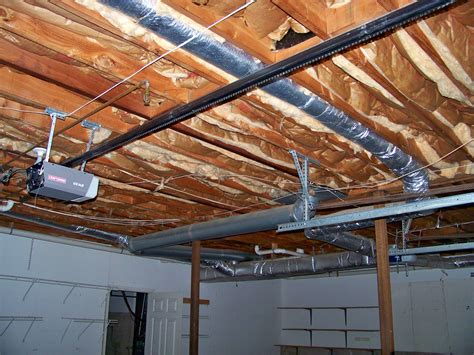 cost to insulate garage ceiling the better garages how