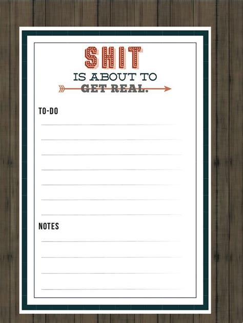 diy to do list template to do list 4x6 printable file pdf by