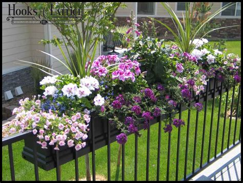 the rail window boxes black window box fiberglass flower box window flower boxes