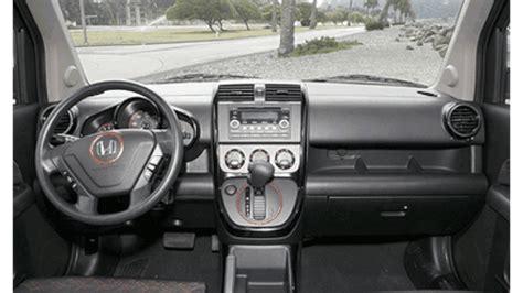 free car manuals to download 2007 honda element spare parts catalogs 2007 honda element sc review roadshow