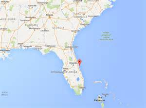 where is cape canaveral florida on a map pictures of spacex s cape canaveral landing pad business