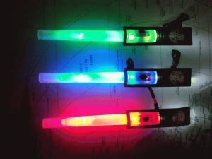 Glow Torch Senter gear glow stick torch 102 produk albc