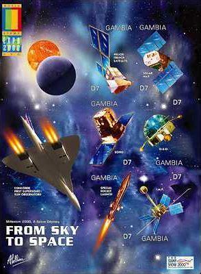 Helios Essay by Helios Series Satellites