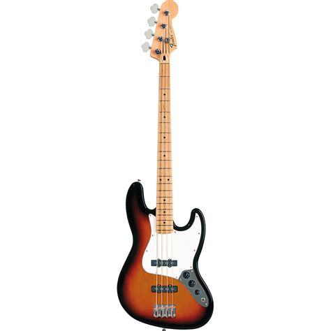 Bass Fender Jazz Sunbers fender standard jazzbass mn brown sunburst 171 electric bass guitar