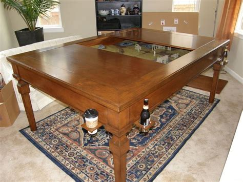 gaming table plans 37 best images about wargaming tables on