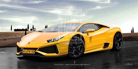2015 Lamborghini Cars More Accurate 2015 Lamborghini Cabrera Renderings Gtspirit