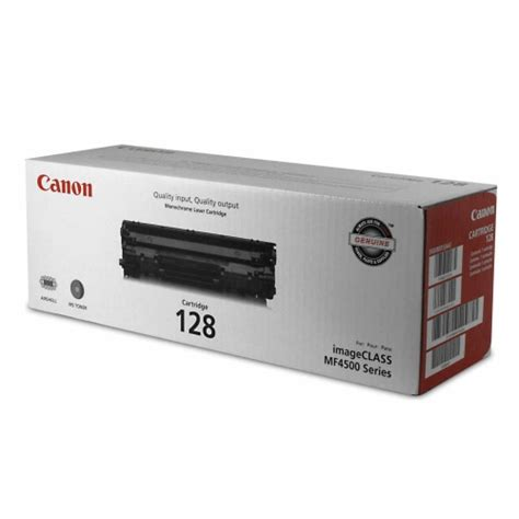Toner Canon canon imageclass mf4770n toner cartridge made by canon 2100 pages