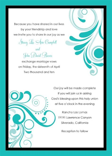 Wedding Blessing Wording For Invites by 17 Best Images About Invites On Response Cards