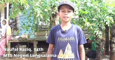 Filsafat Ilmu Pengetahuan By Mikhael Dua profil naufal raziq bocah 15 tahun kembangkan energi