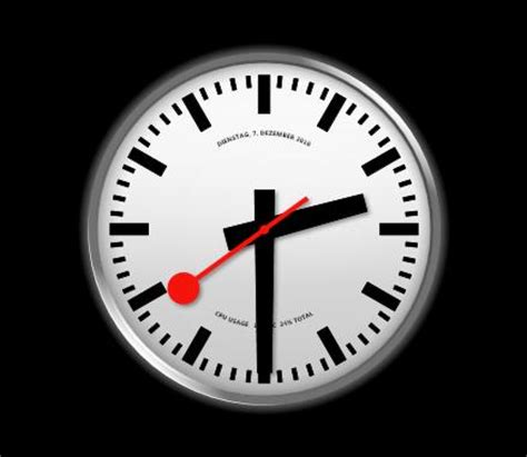Swiss Railway Clock - Free download and software reviews ...