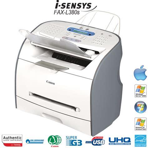Canon I Sensys Fax L380s Fax Print Copy 0815b006aa
