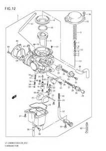 Mikuni Carb Diagram Suzuki Suzuki I Remove The Cable From The Right Side