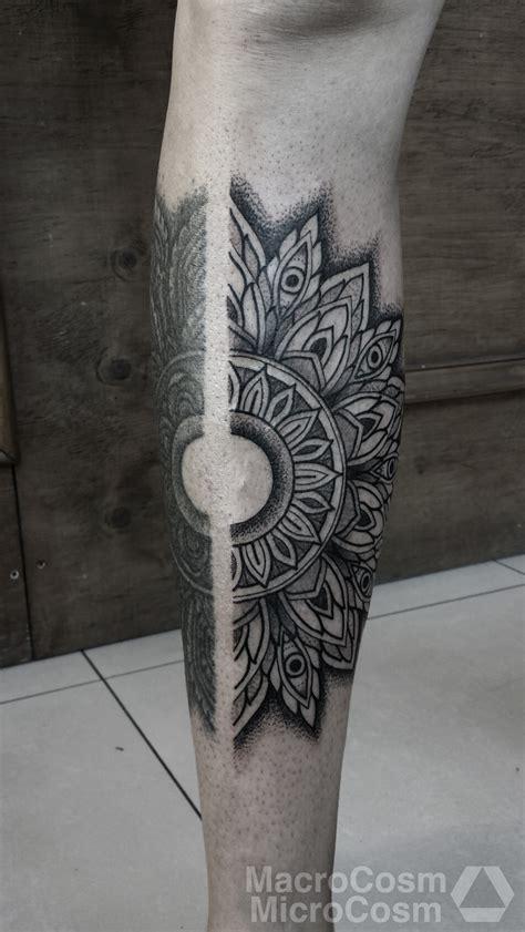 karmic tattoo macrocosm microcosm artist