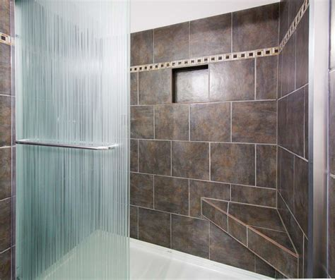 small bathroom large tiles large tile small bathroom tiling contractor talk