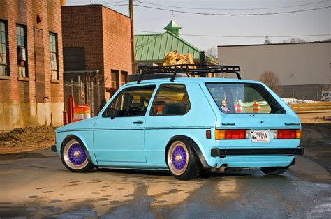volkswagen rabbit stance 1000 images about old eurotuner on pinterest