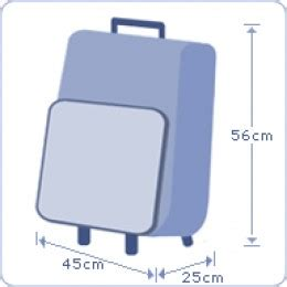 cabin baggage dimensions cabin luggage size