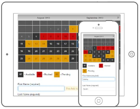 calendar responsive design what s new in version update 5 0 wp booking calendar