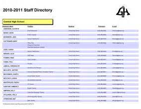 directory template employee directory template for company helloalive