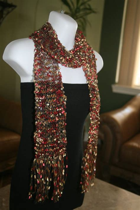 knit scarf pattern ladder yarn 48 best images about ladder yarn on pinterest shawl
