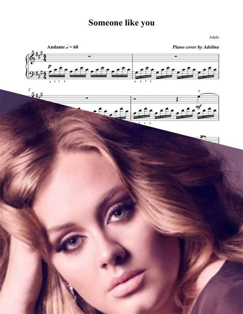 adele someone like you ex boyfriend name quot someone like you quot adele piano sheet music