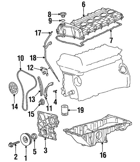 2006 chevy trailblazer parts diagram 2006 chevrolet trailblazer parts gm parts department