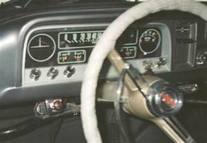 s chevy restoration site gauges in a 66 chevy truck